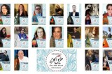 Mediterranean Waves: Poetic anthology by the Silk Road Literature Series on its fifth anniversary