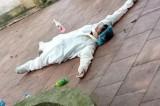 Vietnamese health workers exhausted battling with coronavirus in searing heat