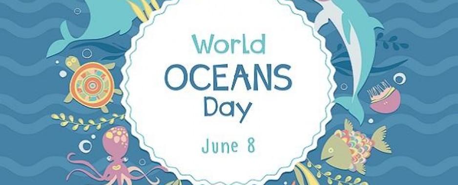 World celebrates World Oceans Day today