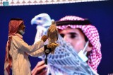 Saudi-bred falcon sold for $72,000 in international auction