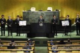 At United Nations, BTS praises youth for welcoming challenges of COVID-19 pandemic