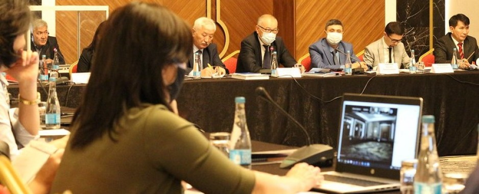 Kyrgyzstan launches process of national planning for adaptation to climate change