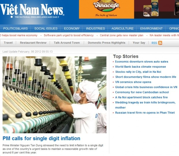 PM calls for single digit inflation