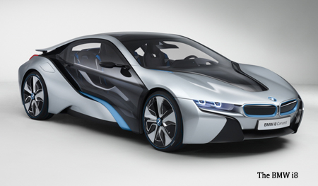Bmw Aims To Lead Electric Car Market Theasian