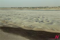 Historic Indus River Gets Dried Up