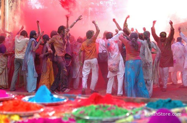 [India Report] What colourfulness means to India