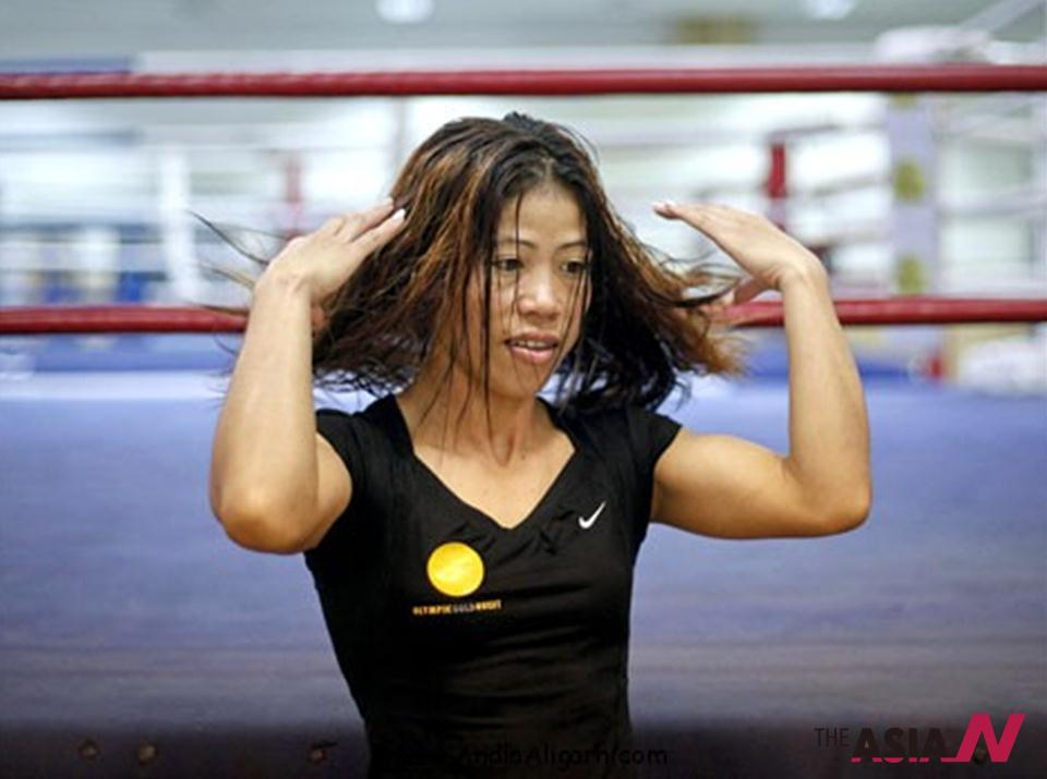 [India Report] Mary Kom, Indian female boxer, qualifies for London Olympics