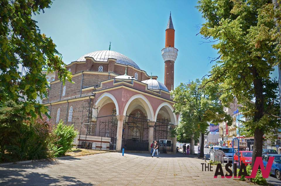 Sofia's only Mosque is being restored