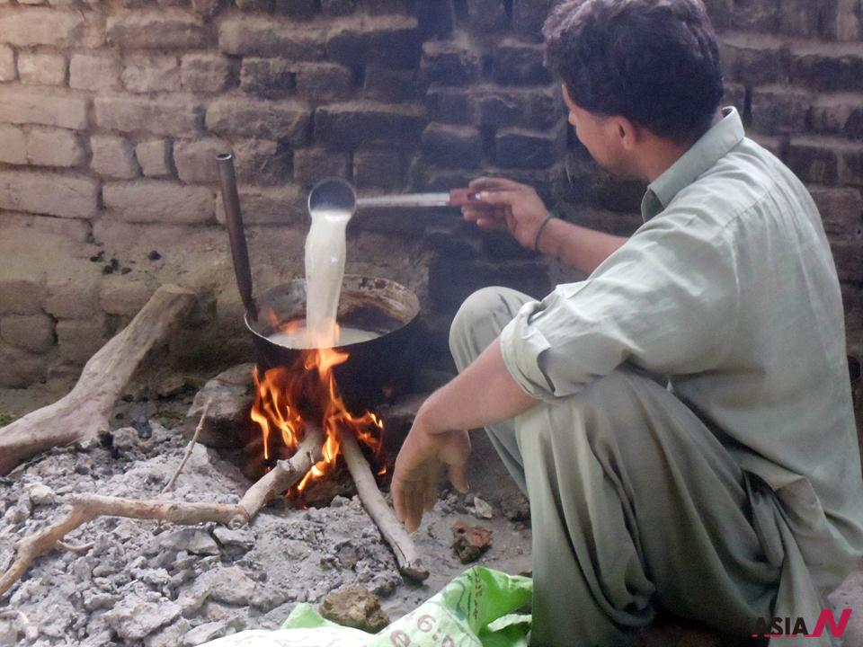 Tea, an integral part of Pakistani culture