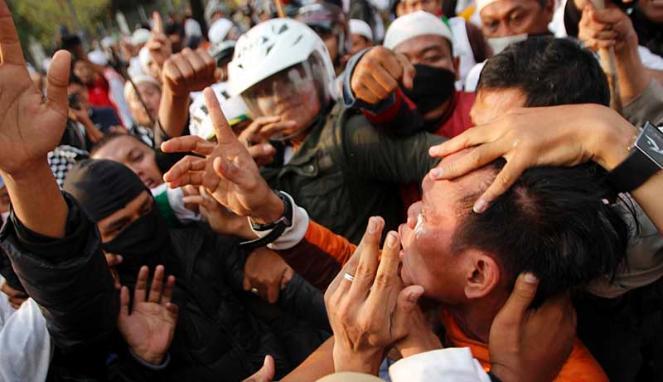 Indonesia Report] Protests against anti-Islam film cause