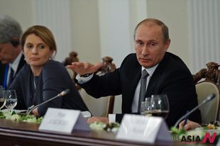 Putin Attends Meeting Of Valdai International Discussion Club Of Scholars In Moscow