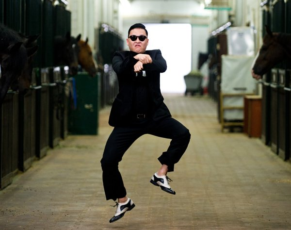 Gangnam style english version clean house