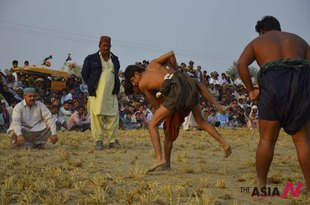 Ancient form of Pakistani sport developed to Greco-Roman wrestling