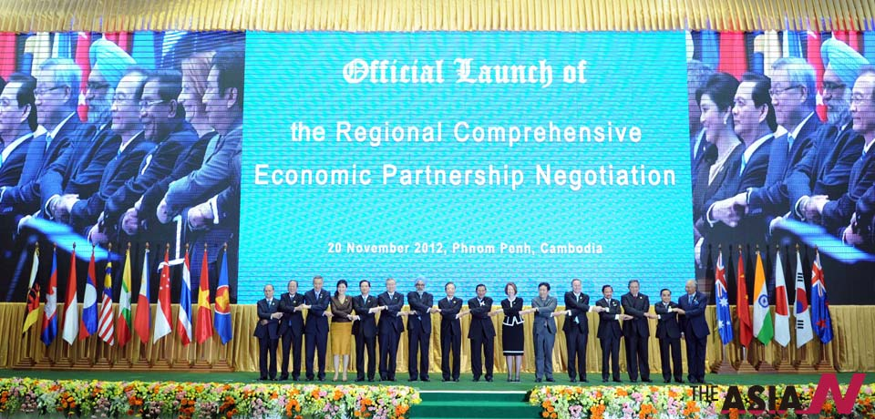 Asia leaps toward regional economic unity