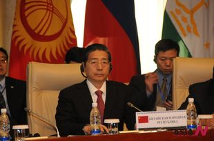 Chinese State Councilor Guo attends security meeting in Kyrgyzstan