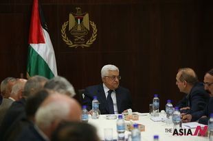 Palestinian President Abbas chairs PLO Executive Committee