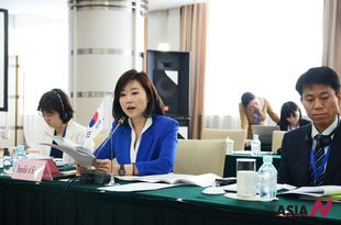 S. Korean Minister Cho addresses East Asia Gender Equality Meeting