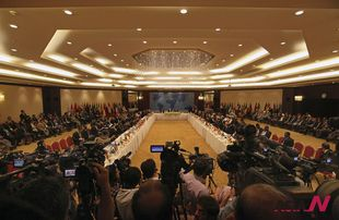 Int'l conference to find political solutions to Syria crisis kicks off in Iran