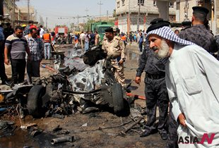Series of attacks in Iraq kill 51 people