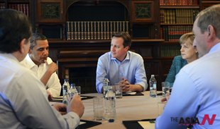G8 leadership remains divided on Syria conflict