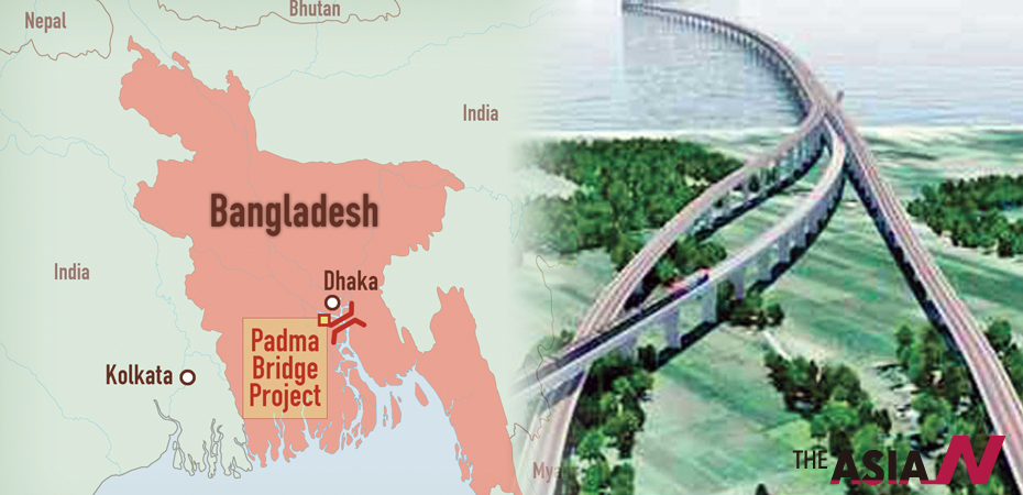 Bangladesh to build Padma Bridge with own resources | THEAsiaN