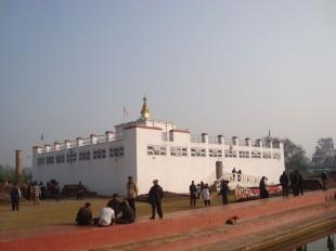The birthplace of Lord Buddaha (Bishnu Gautam)
