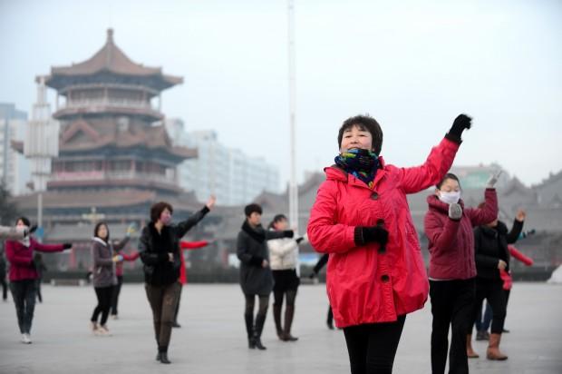 CHINA-GANSU-HUATING-ENVIRONMENT (CN)