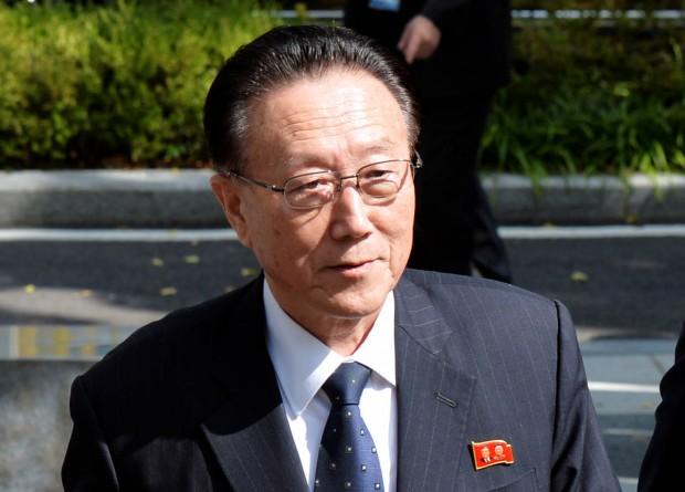 Kim Yang-gon.  photo@newsis.com
