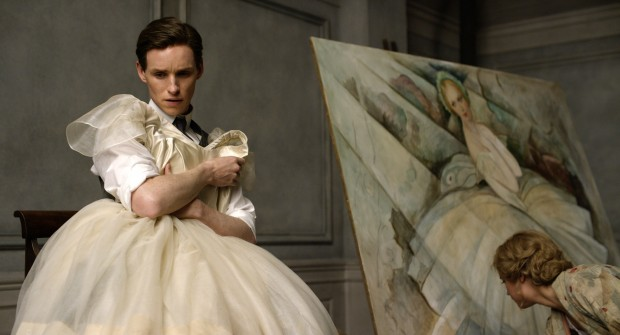 "This image released by Focus Features shows Eddie Redmayne in a scene from ""The Danish Girl."" Redmayne was nominated for a Golden Globe award for best actor in a motion picture drama for his role in the film on Thursday, Dec. 10, 2015. The 73rd Annual Golden Globes will be held on Jan. 10, 2016. (Focus Features via AP)"