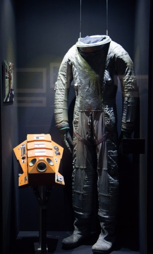 Astronaut costume from '2001: A Space Odyssey'.