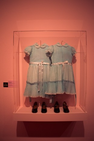 Dresses of the famous twins in The Shining.