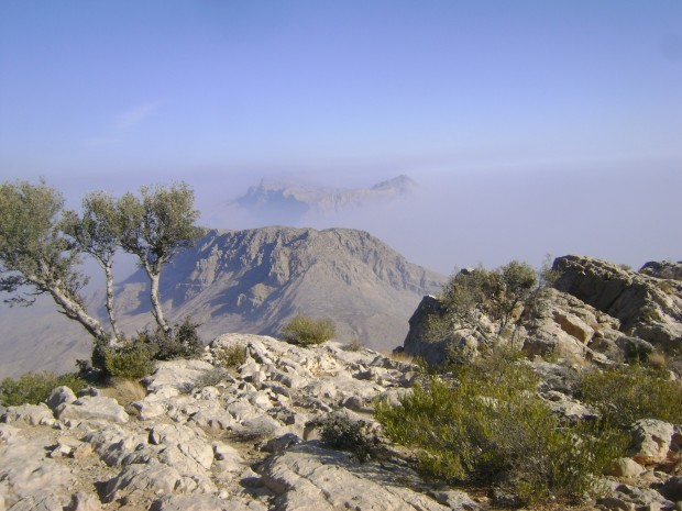 A scenic view of Gorakh Hill Station