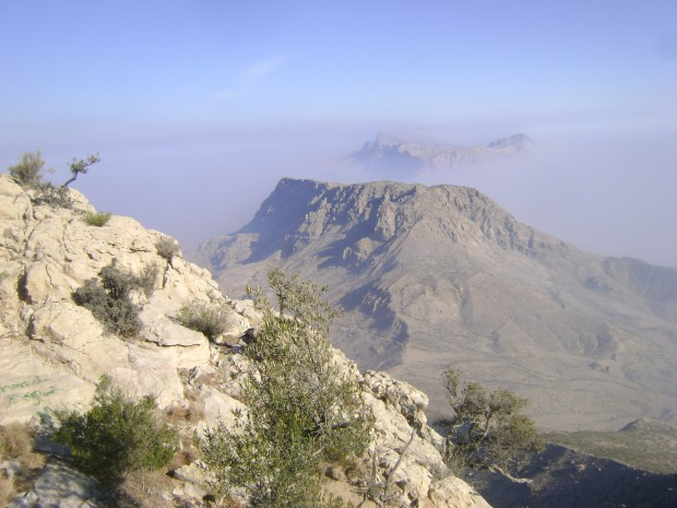 Beauty of Gorakh Hill