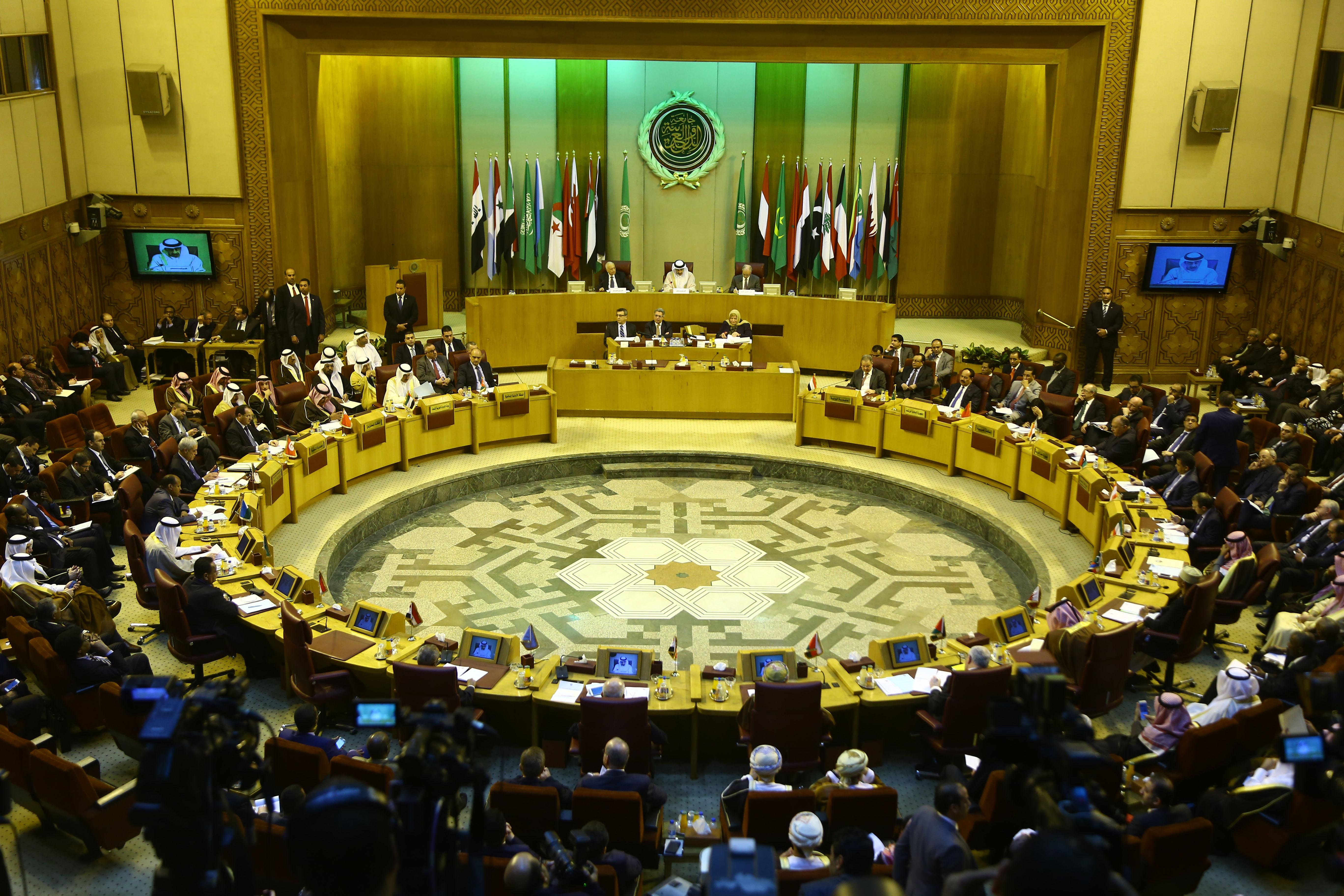 an analysis of the arab league