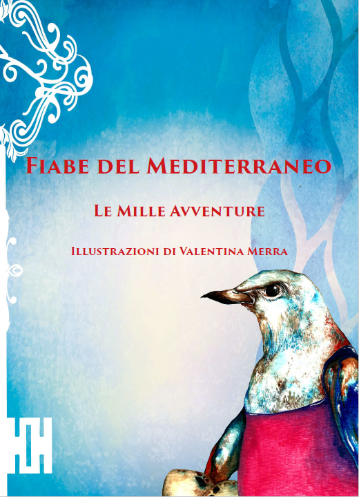 One of Valentina's books of artworks.