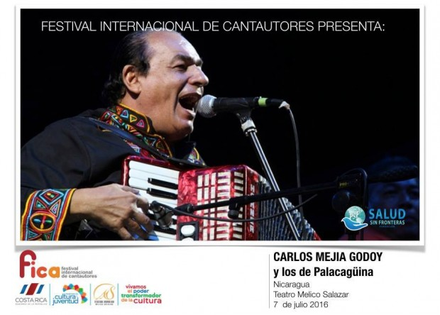 Carlos Mejía Godoy y los de Palacaguina the most important songwriter from the Nicaragua Revolution poetry and music