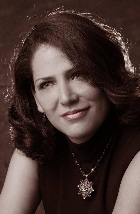 Susana Poveda Solorzano, the chairman of International songwriters festival in Costa Rica.