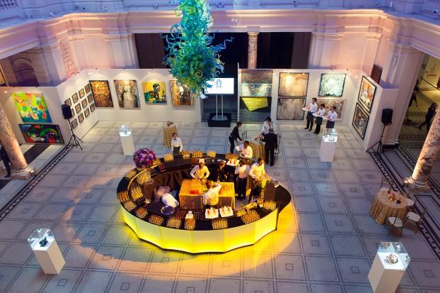 BAAB London 2016 - Atrium 2