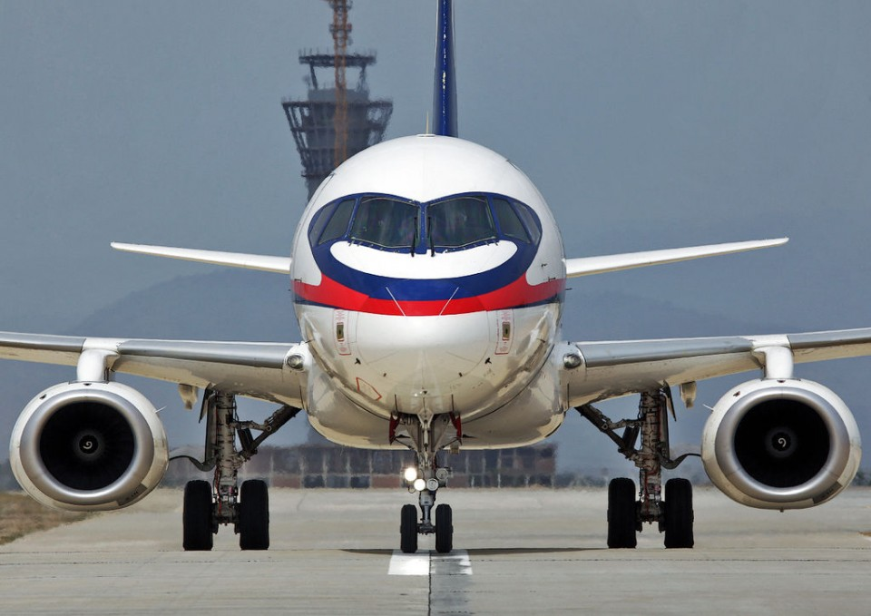 Iran and Russia to product Sukhoi Superjet 100 | THEAsiaN