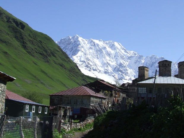 Svaneti, Georgia. Photos: Edita Badasyan