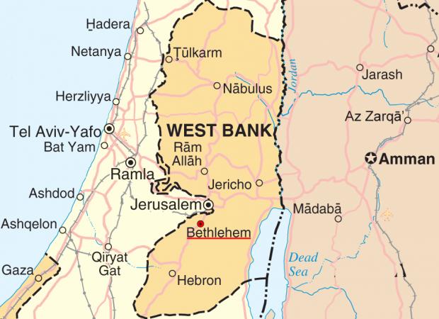 Bethlehem_Location