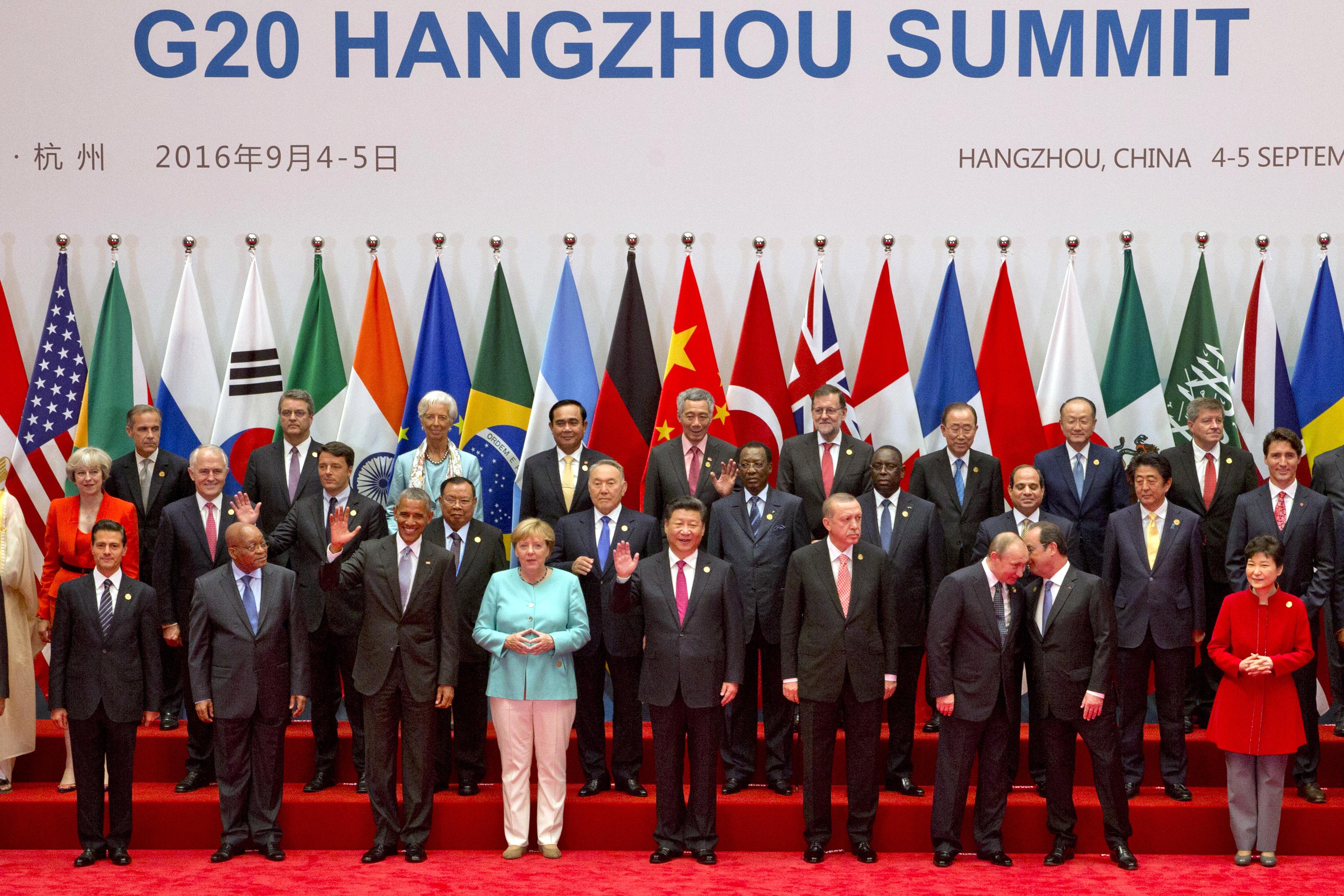 Когда саммит двадцатки в 2018