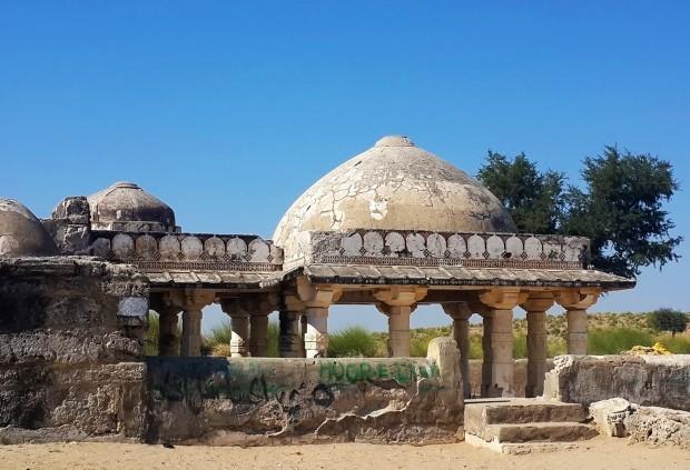 1. Gori Temple