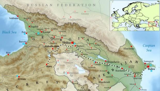The Baku-Tbilisi-Kars Railway Project