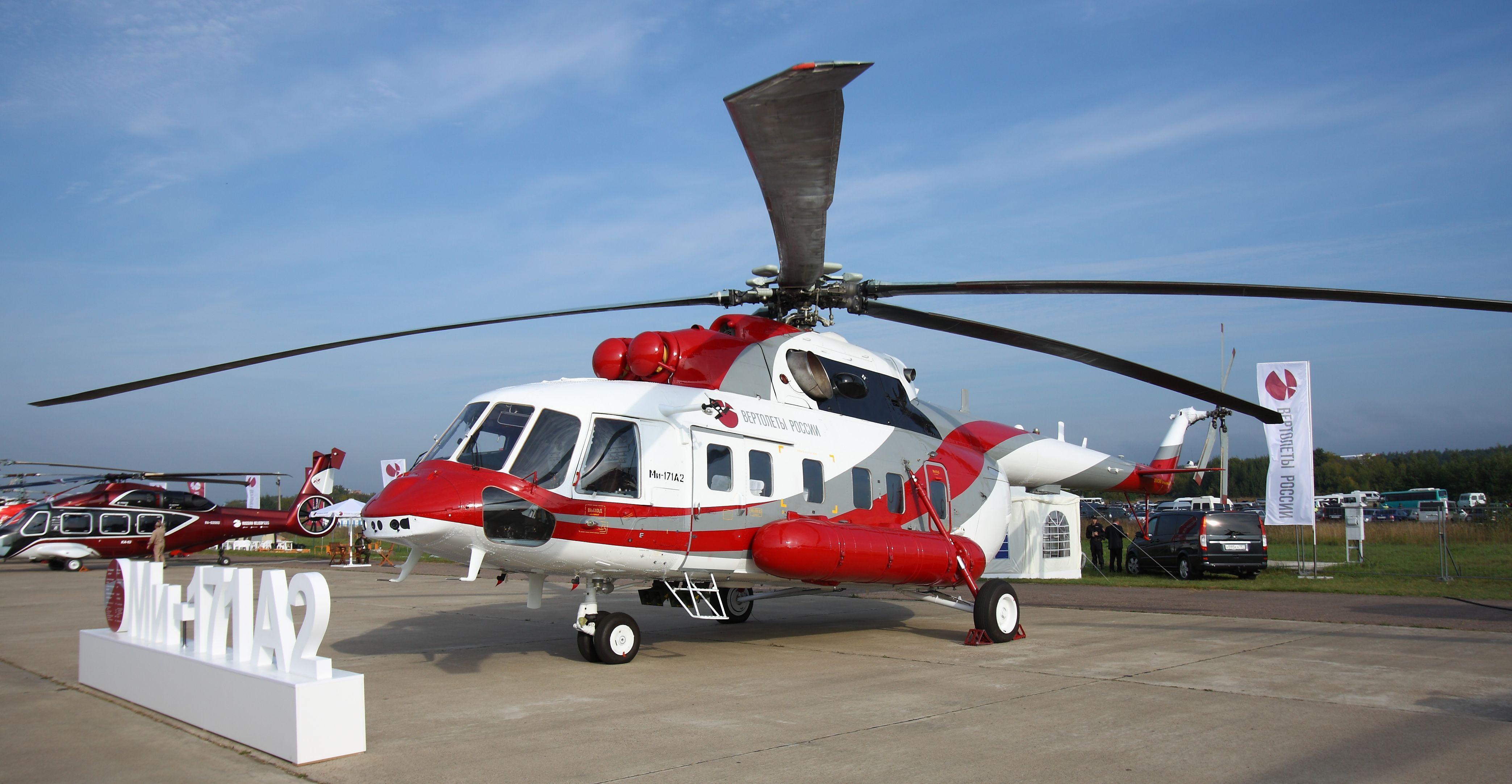 Resultado de imagen para Mi-171A2