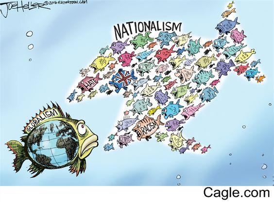 globalisation vs nationalism