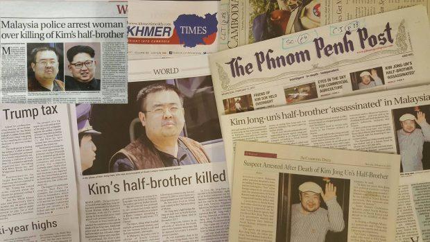cambodia-media-on-kim-jong-nam
