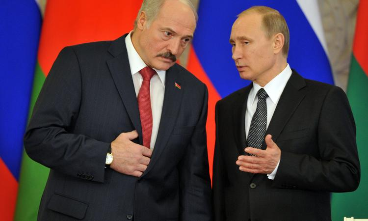 Fragile ties between Moscow and Minsk