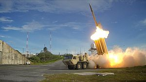 the_first_of_two_terminal_high_altitude_area_defense_thaad_interceptors_is_launched_during_a_successful_intercept_test_-_us_army