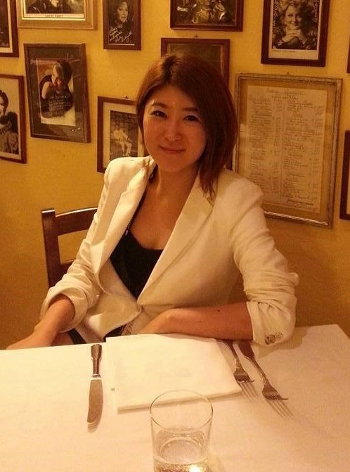 "Global Sales Marketing Manager of fashion brand ""Meterocity""- Jeoungeun Grace Park"